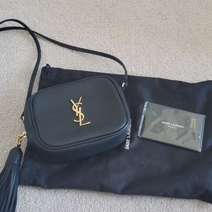 YSL Saint Laurent blogger bag